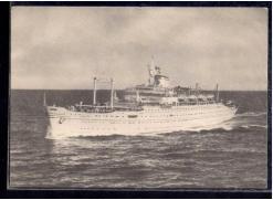 LLoyd Triestino's ship Europa