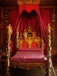 Maximillian's bed
