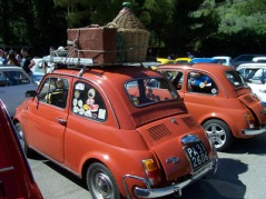 Italian getaway