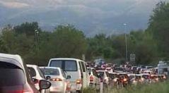 Tollroad traffic