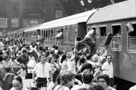 The Ferragosto Train service