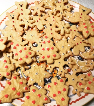 A Taste Of Trieste Expat Vers Christmas Cookie Recipes Best Of