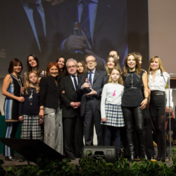 The Nonino women 3 generations on stage Premio Nonino ph. Nonino.it