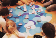children's Barcolana event