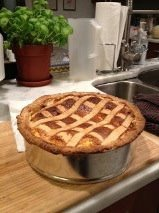 my Easter pie