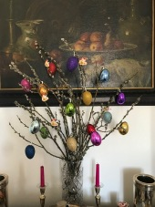 Corso family Easter Tree
