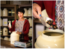 Teatime website