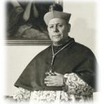 Bishop Santin ph. Monte Grisa website.
