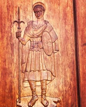 Ph. BOT door in Piazza Unita' TS