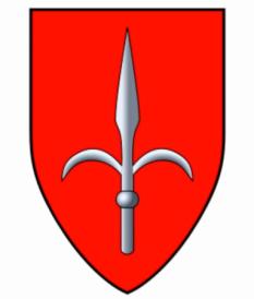 The Heraldic symbol of the City