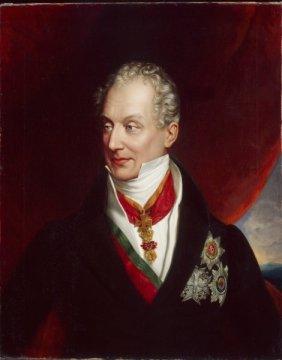 Prince Metternich ph. Google
