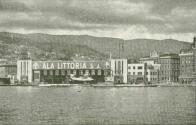 Trieste 1940s Collezione © Paolo Bonassin e sono state scattate da Carlo Wernigg