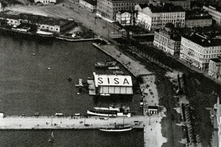 Wasserflughafen von Triest (Idroscalo di Trieste)